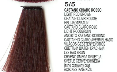 LK Creamcolor 5/5 Light Red Brown 100g