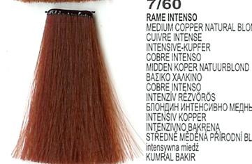 7/60 Medium Copper Natural Blonde(LK Creamcolor 100g)