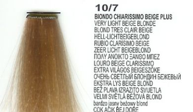 10/7 Very Light Beige Blonde (LK Creamcolor 100g)