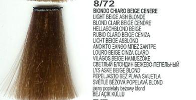8/72 Light Beige Ash Blonde (LK Creamcolor 100g)