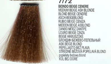 7/72 Medium Beige Ash Blonde (LK Creamcolor 100g)