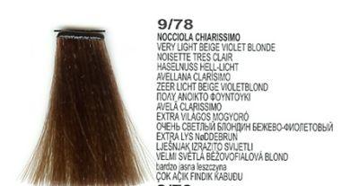 9/78 Very Light Beige Violet Blonde (LK Creamcolor 100g)