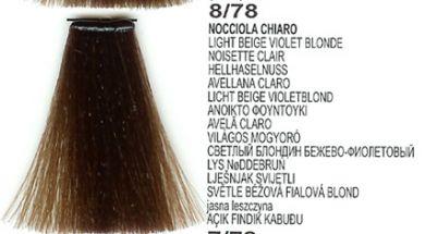 8/78 Light Beige Violet Blonde (LK Creamcolor 100g)