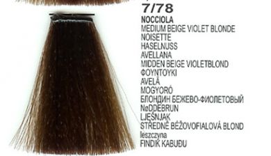 7/78 Medium Beige Violet Blonde (LK Creamcolor 100g)