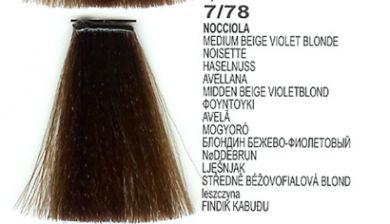 7/78 Medium Beige Violet Blonde (LK Creamcolor 100g)