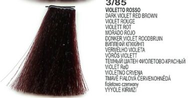 3/85 Dark Violet Red Brown (LK Creamcolor 100g)