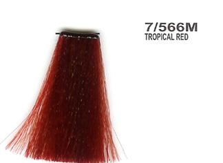 7/566M Tropical Red (LK Creamcolor 100g)