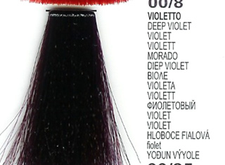 00/8 Deep Violet 7/566M Tropical Red (LK Creamcolor 100g)