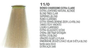 11/0 Extra Lightened Natural Blonde 7/566M Tropical Red (LK Creamcolor 100g)