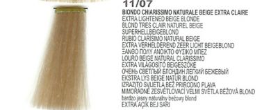 11/07 Extra Lightened Beige Blonde 7/566M Tropical Red (LK Creamcolor 100g)