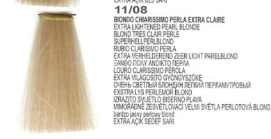11/08 Extra Lightened Pearl Blonde 7/566M Tropical Red (LK Creamcolor 100g)