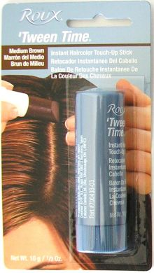 Tween Time Instant Hair Color Touch Up Medium Brown