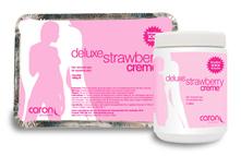 Caron Strawberry Crème Hard Wax 1kg