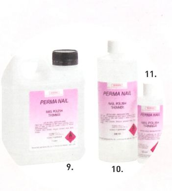 Perma Nail Polish Thinner 125ml