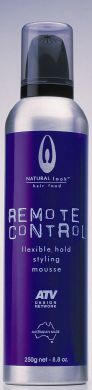 Remote Control flexible hold styling mousse 250g