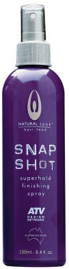Natural Look Snap Shot superhold finishing spray 250ml