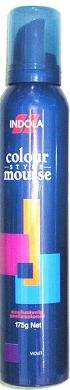 Indola Colour Mousse 175g-Violet