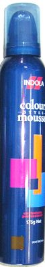 Indola Colour Mousse 175g-Light Brown