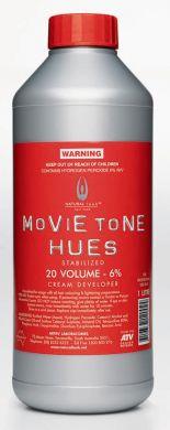 Movie Tone Hues Cream Developer 6%-20 Vol 1000ml