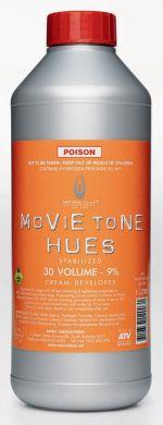 Movie Tone Hues Cream Developer 9%-30 Vol 1000ml