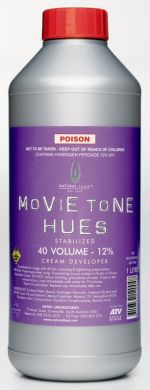 Movie Tone Hues Cream Developer 12%-40 Vol 1000ml