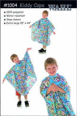 Wahl Kiddy Capes - Assorted designs (designs may vary from picture shown)