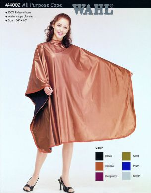 Wahl All Purpose Polyurethane Cape 4002