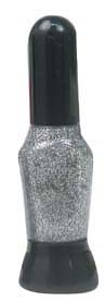 NABP-SG Nail Art Pen & Brush-Silver Glitter