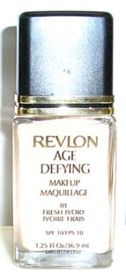 Revlon Age Defying Make Up 37ml- #01 Fresh Ivory