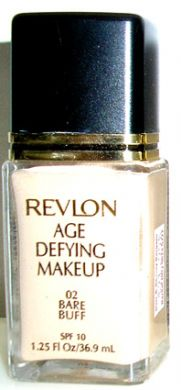 Revlon Age Defying Make Up 37ml- #02 Bare Buff