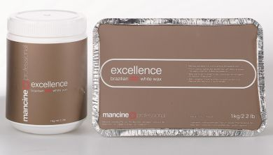 Mancine Excellence Brazillian XXX White Wax 1L