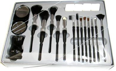 Cosmetic Brush & Accessory Kit