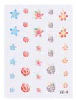 4023-TD4 Finger Nail & Toe Nail Stickers-30 Stickers