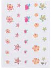 4023-TD7 Finger Nail & Toe Nail Stickers-30 Stickers