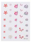 4023-TD12 Finger Nail & Toe Nail Stickers-30 Stickers