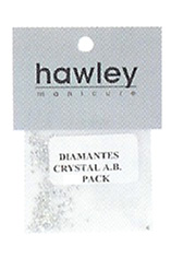 4103A- Hawley Diamantes 25 Pack-Crystal AB