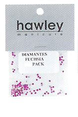 4103A- Hawley Diamantes 25 Pack-Fuschia