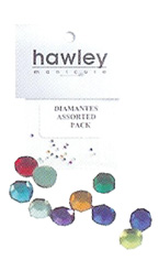 4103- Hawley Diamantes 144 Pack-Assorted