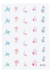 4023-SD25 Finger Nail & Toe Nail Stickers-30 Stickers