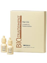 Biotraitement Repair Hair Life-Phase 2 Action Box of 10ml Phials