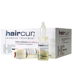 HAIR CUR ANTI HAIR LOSS Coadjuvant Lotion 6ml Phial