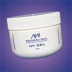 Nouveau Nail One-Step UV Gel 1oz- Soft White