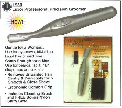 1980-Luxor Professional Precision Groomer