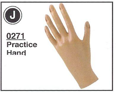 0271-Luxor Manicure Practice Hand