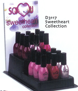 SaQu- Sweetheart Collection-18pc
