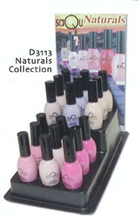 SaQu- Naturals Collection-18pc