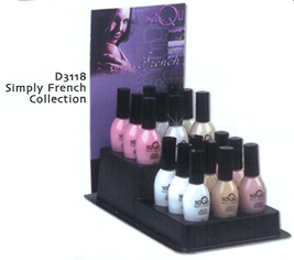 SaQu Simply French Collection