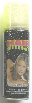 Hair Paint-Gold Glitter 125ml