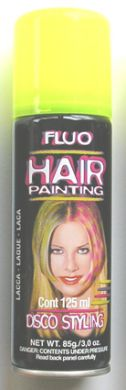 Hair Paint- Yellow 125ml