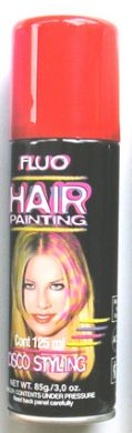 Hair Paint- Red 125ml